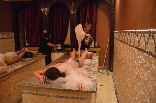 Hammam massage in de buurt of omgeving van Haps