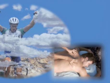 Sport massage in de buurt of omgeving van Volkel