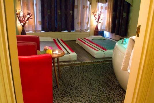 Massagekamer 'Phuket' Mandarin Spa Nijmegen