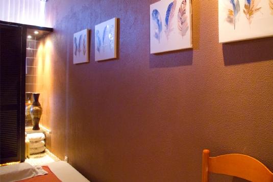 Massagekamer 'Chiang Mai' Mandarin Spa Nijmegen
