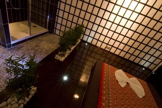 Massagekamer 'Tokyo' Mandarin Spa Uden