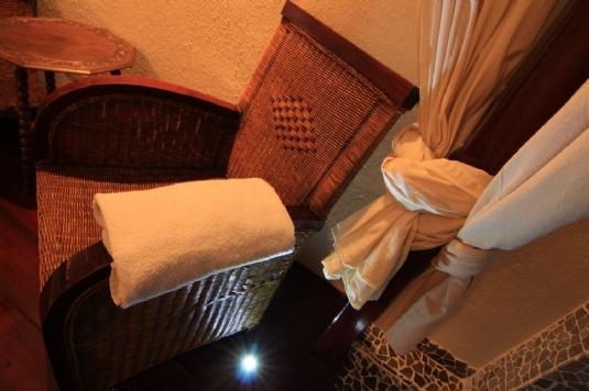 Massagekamer 'Cambodja' Mandarin Spa Uden
