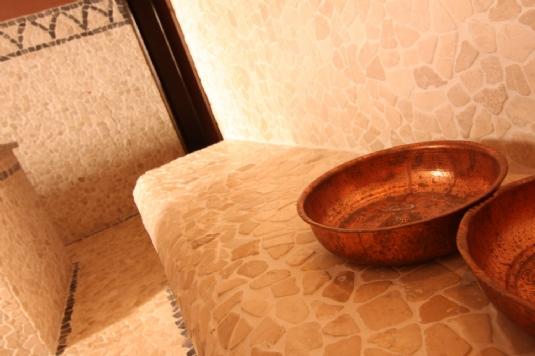 Hammamkamer 'Istanbul' Mandarin Spa Uden