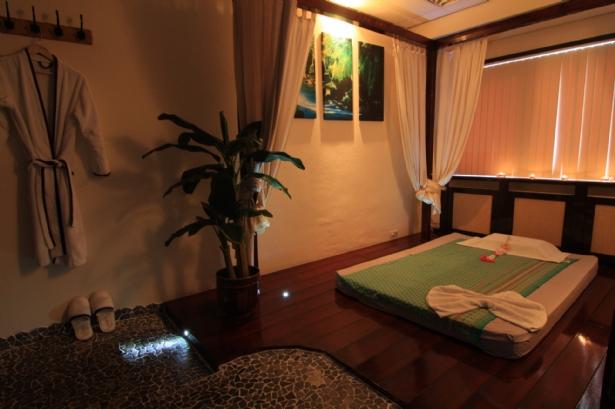 Massage in kamer 39 cambodja 39 uden 1 persoons manadrin spa - Spa kamer ...