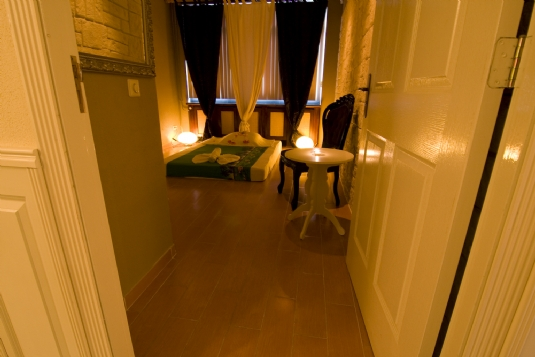 Massagekamer 'Nepal' Mandarin Spa Uden